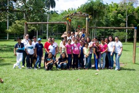 Visita a Summit - Escuela San Martín