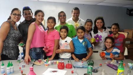 2015 Escuela de SM - Charla-taller de reciclaje