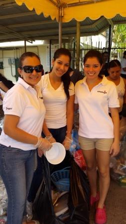 2015- Feria yo reciclo de Roba Morena