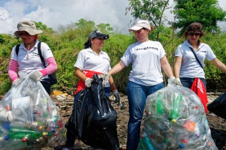 Limpieza de playa - Voluntariado