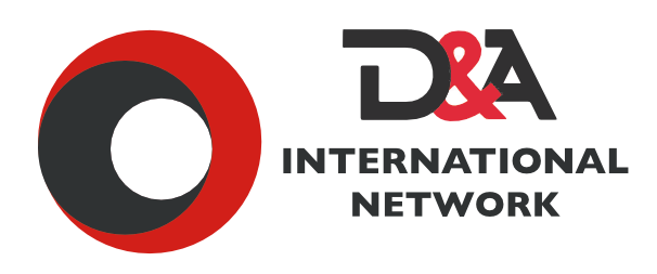 Logo D&A International