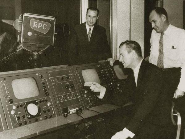La historia de RPC Canal 4 - Panamá Vieja Escuela
